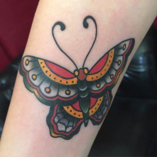 72 Gorgeous Butterfly Tattoos Design - Mens Craze