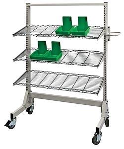 Dental Case Pan Carts