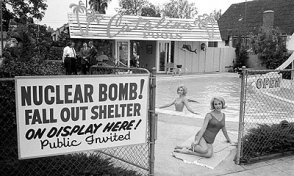 Nuclear Bomb Shelters for sale - 1961 - Max Scheler