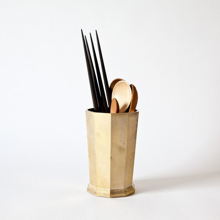 brass tool holder // futagami