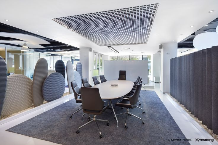 Martela, Armstrong Sufity Podwieszane, ceiling, sufit akustyczny, acoustic