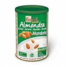 Γάλα Αμυγδάλου σε σκόνη 100% μη ζωικό, χωρίς λακτόζη , χωρίς σόγια, χωρίς γλουτένη, χωρίς σιτάρι  Συστατικά : Μερικώς αποβουτυρωμένα αμύγδαλα* (70%) , μαλτοδεξτρίνη καλαμποκιού* , σιρόπι αγάβης* , σιρόπι ρυζιού, αμυγδαλέλαιο, φυσικό άρωμα αμυγδάλου*  *από βιολογική καλλιέργεια  Χρήση:  Διαλύστε 2 με 3 κουταλιές της σούπας σε ένα ποτήρι κρύο ή ζεστό νερό ανάλογα με την προτίμησή σας .  Μπορεί να χρησιμοποιηθεί επίσης σε φαγητά και γλυκά