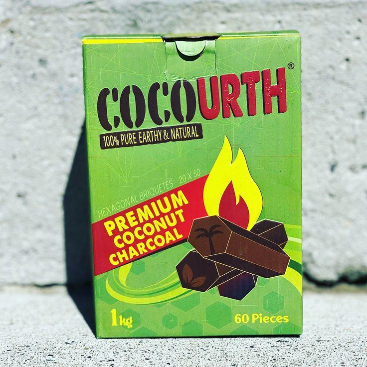 Cocourth Hexagon Hookah Coals (60 Pack) in 2020 Hookah