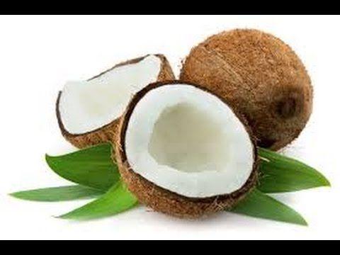 Dr. Lair Ribeiro: Fabricação do Óleo de Coco Extravirgem + receita de bolo com farinha de coco - YouTube
