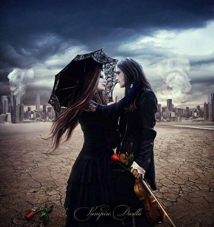 Imagini pentru vampire couple