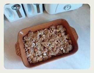 Przewodnik po dietetyce: Przepis na dietetyczny jabłecznik