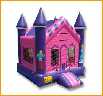Castillo Inflables De Calidad 9500