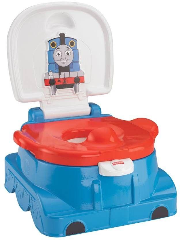 Fisher-Price Thomas and Friends Thomas Railroad Rewards Potty #ad