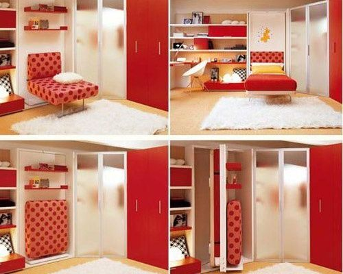 The Best Way To Organize Your Small Apartments Is To Have A Space Saving  Furniture Or Compact Furniture That Will Make Your Space Look More Bigger.