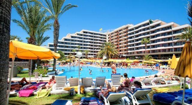 Spring Hotel Bitácora - 4 Star #Hotel - $155 - #Hotels #Spain #PlayadelasAmericas http://www.justigo.co.nz/hotels/spain/playa-de-las-americas/bitacora-playa-de-las-americas1_15801.html