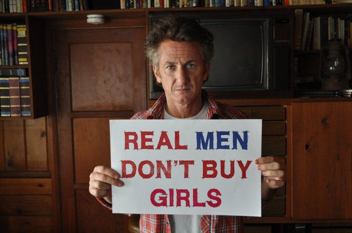 Real Men Don't Buy Girls!