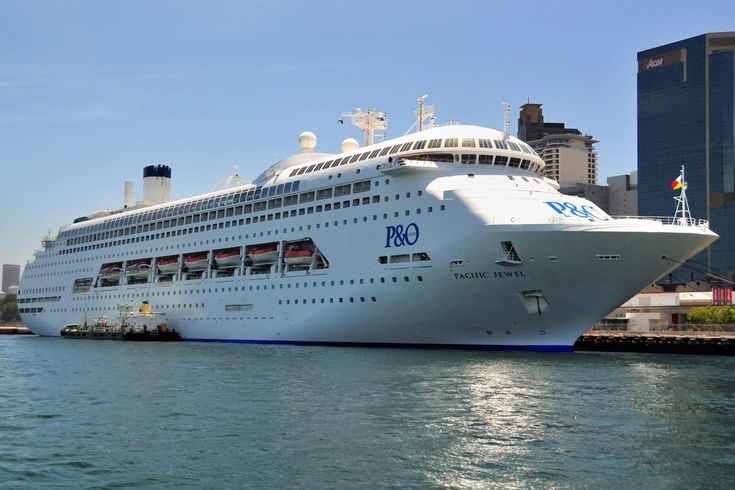 The Pacific Jewel cruise ship has been completely refurbished to bring it in line with the other 6 cruise ships sailing under the P&O Australia brand.