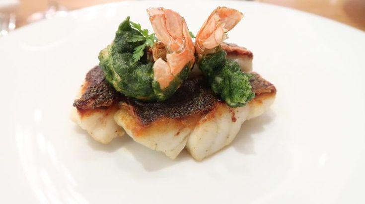 Blog lifestyle melolimparfaite poisson gambas Avis sur le restaurant Carte Blanche