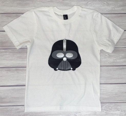 Darth Vader Tsum Tsum Personalized Shirt, Darth Vader Shirt, Personalized Shirt, Custom Shirt by ChicDesignsStudio on Etsy