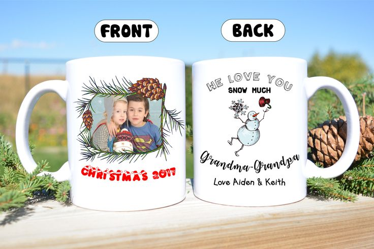 personalized video from santa best 25 mugs ideas only on painted 7312