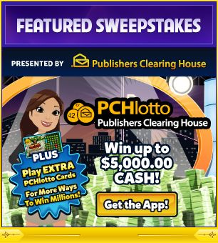 Pch Lotto Blast Pch Pinterest Online Sweepstakes And