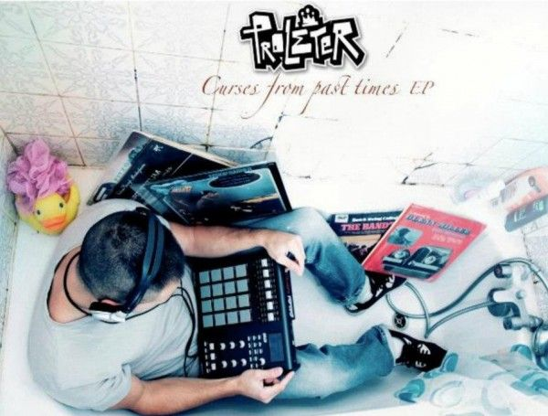 """[Song of the Day] Proleter - """"April Showers""""  #songoftheday #music #hiphop #jazz #french"""