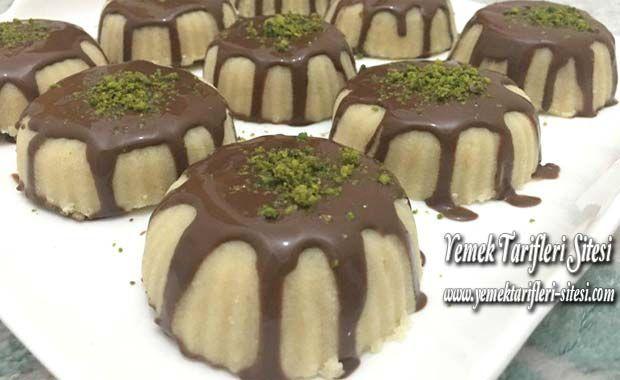 Çikolatalı Kandil Helvası Tarifi