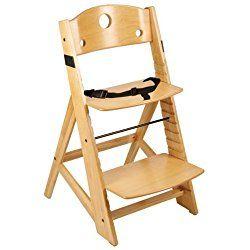 Keekaroo Height Right Kids High Chair, Natural
