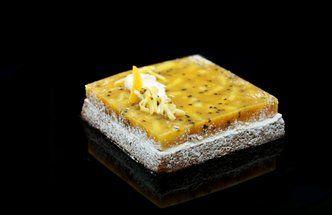 La tarte à l'ananas / passion de James Berthier - News SUCRÉMENT BON