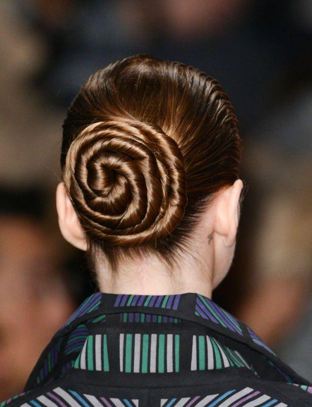 Essayez cette coiffure