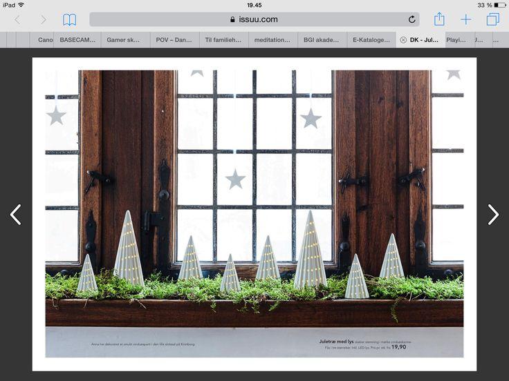 Juletræ fra Søstrene Grene