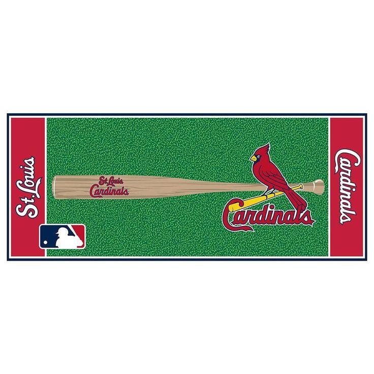 St. Louis Cardinals MLB Floor Runner (29.5x72)