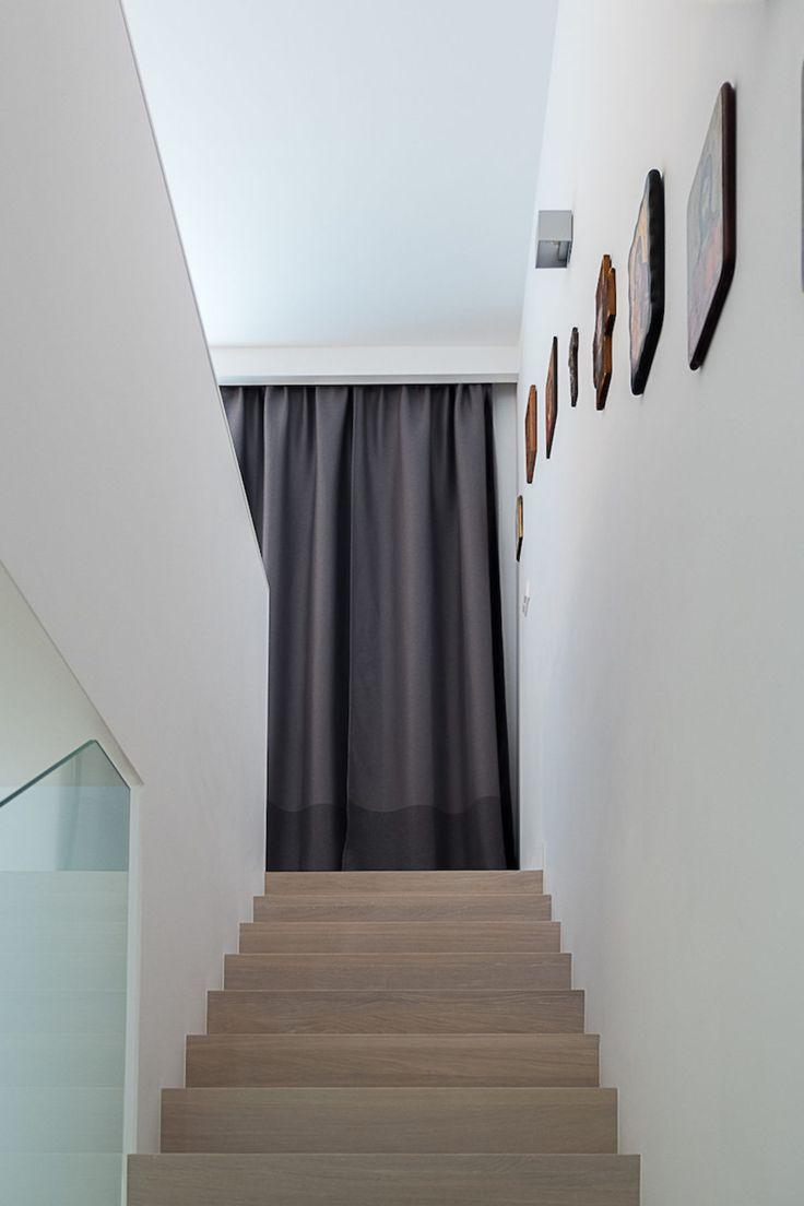 Klatka schodowa | tryc.pl #schody #hall #tryc #JacekTryc #stairs #homedesign #interiors #interiordesign #projektowanie #warszawa #klatka