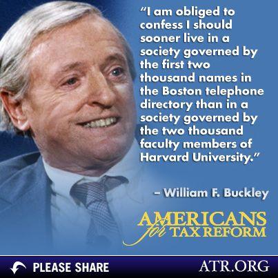Essays by william f buckley jr