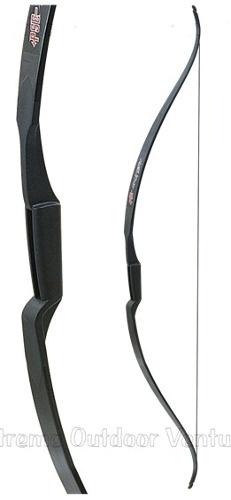 Arco Recurvo Pse Snake 60 Pulg X 22 Lbs. Tiro Con Arco