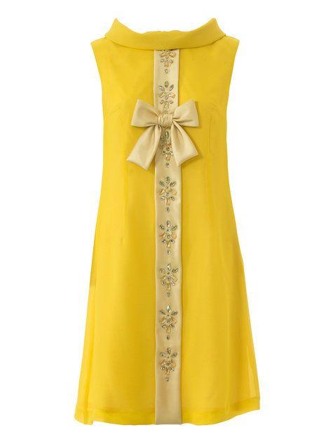 burda babydoll dress