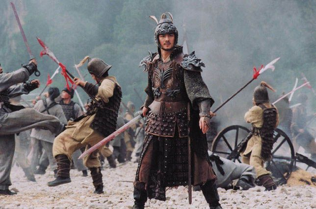 chinese armor and weapons   Asia Finest Discussion Forum > Comparing Chinese/Korean/Japanese Armor