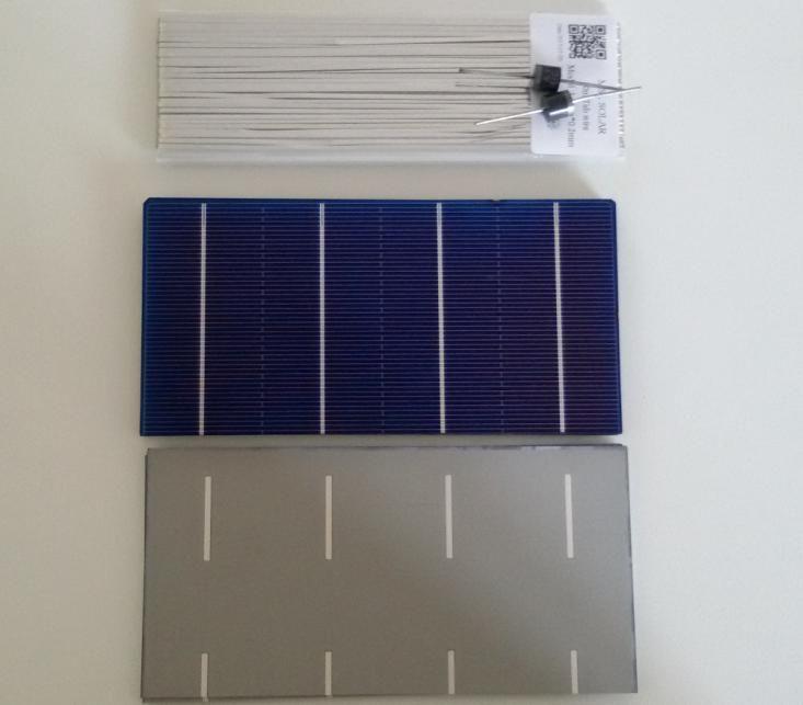 Kit 36 Stucke 3 X 6 Eine Grade Font B Solar B Font Font B Panel B Font Zellen Tabbing Draht Dioden 2 W Piece 0 5 V Fur Font B Diy B