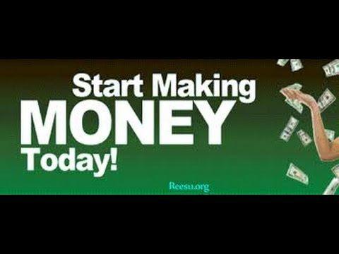 start making money today: three way u make money form online.. start making money today.