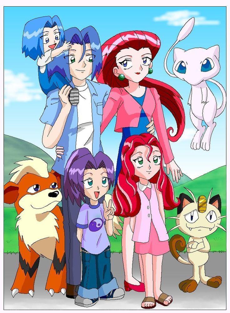 pokemon james and jessie meet