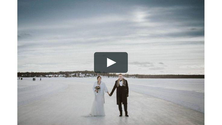bröllop i luleå på silverpaviljongen på gultzaudden