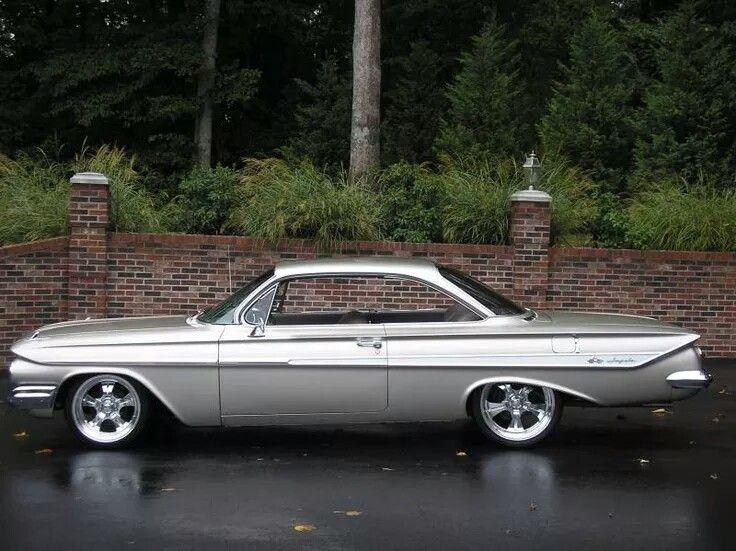 1961 Chevy Impala bubble top...