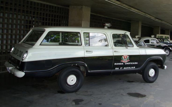 Todos os tamanhos | Antiga viatura Chevrolet Veraneio da Polícia Civil de São Paulo | Flickr – Compartilhamento de fotos!
