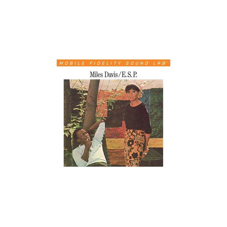 Miles Davis - E.S.P. (Vinyl)