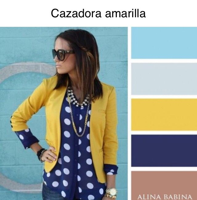 Amarillo azul