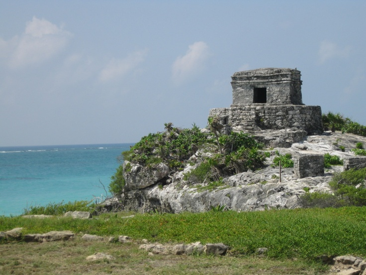 Ruine de Tulum - Mexique