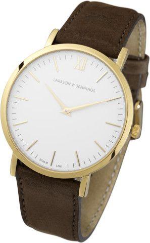 Larsson & Jennings Lader Watch Brown