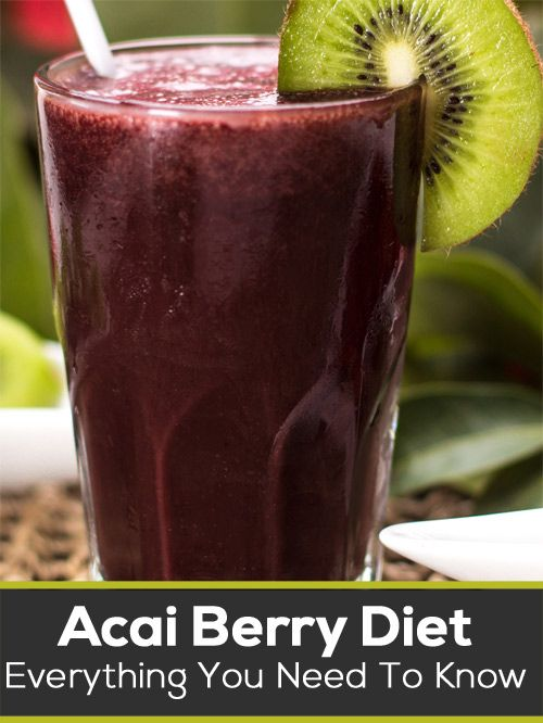 Acai Berry Diet – Everything You Need To Know