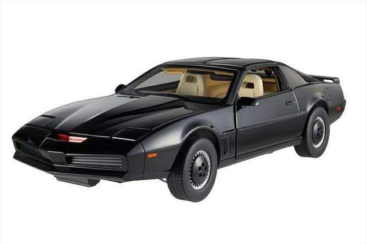 The original KITT was a 1982 Pontiac Firebird