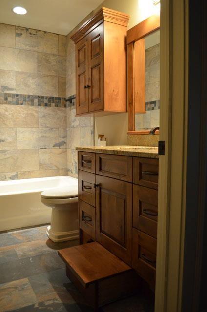 Picture Perfect Custom Bathroom