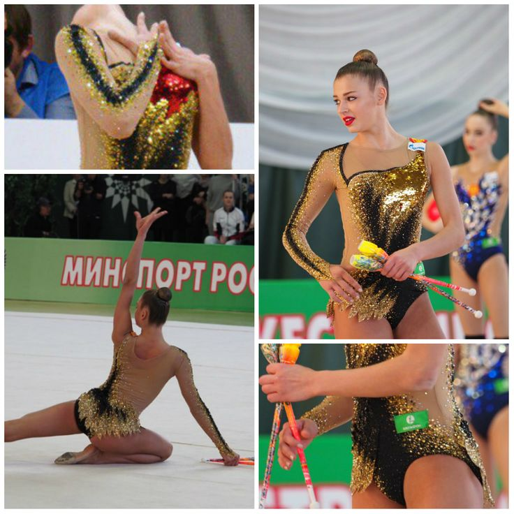 Aleksandra Soldatova (Russia), hoop and clubs 2018
