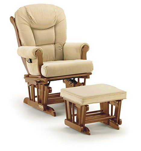 Shermag Contemporary Glider Rocker Combo with Lock, Chestnut/Pearl Beige Shermag http://www.amazon.com/dp/B003BEDAY0/ref=cm_sw_r_pi_dp_UnjLvb08A47FA