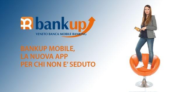Ragazzi da oggi con #BankUpMobile potete farmi versamenti anche senza conoscere il mio IBAN :D #sapevatelo http://adm.ms/SmN6k4 #ad
