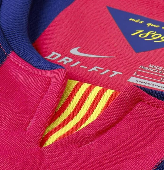 Barcelona 2014/15 home jersey