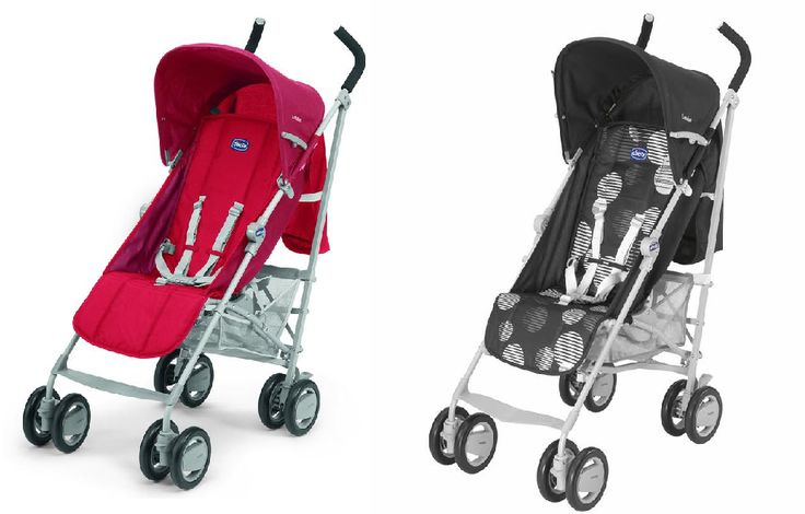 Save £40 on this Chicco London Stroller - now only £59.99!  Suitable from birth until 3 years, the Chicco London is ideal for city living with its compact design and easy-handling!
